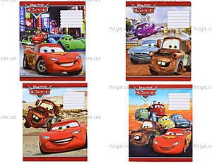 Школьные тетради серии «Cars», Ц630002У
