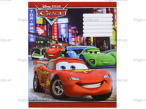 Школьные тетради серии «Cars», Ц630002У, игрушки