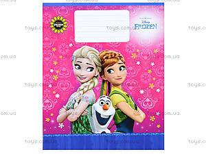 Тетрадь в клеточку, серия «Frozen», Ц558014У, купить