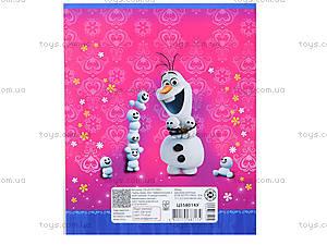 Тетрадь в клеточку, серия «Frozen», Ц558014У, фото
