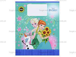 Тетрадь в клеточку, серия «Frozen», Ц558014У, отзывы