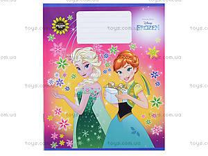 Тетрадь в клеточку, серия «Frozen», Ц558014У, цена