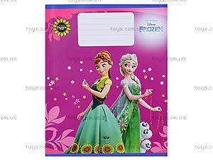 Тетрадь в клеточку, серия «Frozen», Ц558014У, игрушки