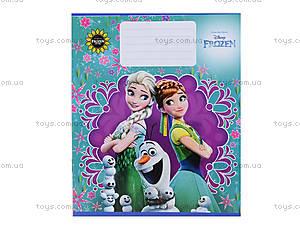Школьная тетрадь для девочек, серия «Frosen», Ц558015У, купить