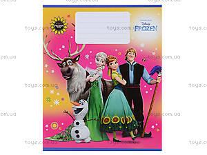 Школьная тетрадь для девочек, серия «Frosen», Ц558015У, цена