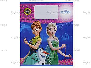 Школьная тетрадь для девочек, серия «Frosen», Ц558015У, игрушки