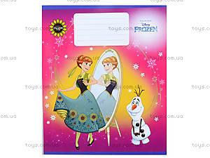 Тетрадь «Frozen» в клеточку, Ц558016У, купить