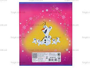 Тетрадь «Frozen» в клеточку, Ц558016У, фото