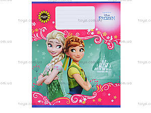 Тетрадь «Frozen» в клеточку, Ц558016У, цена