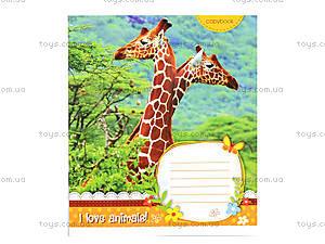 Тетрадь в клеточку: животные, монстрики и прочие пушистики. , Ц262058У, магазин игрушек