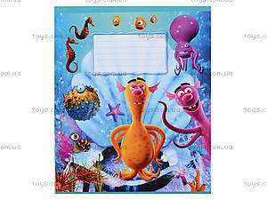Тетрадь в клеточку: животные, монстрики и прочие пушистики. , Ц262058У, іграшки