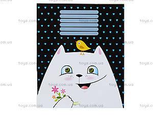 Школьные тетради с котиками, Ц262072У, фото
