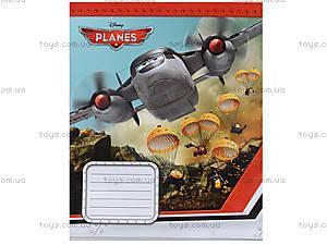 Тетрадь в линию серии «Planes», Ц652002У, цена