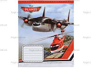Тетрадь в линию серии «Planes», Ц652002У, игрушки