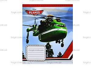 Школьные тетради, серия «Planes», Ц652003У, фото