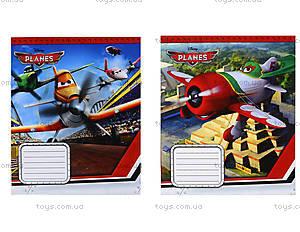 Школьные тетради, серия «Planes», Ц652003У