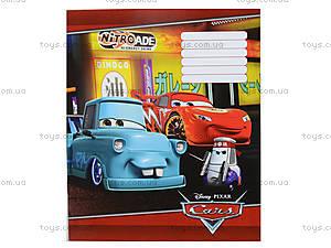 Тетрадь в клеточку «Cars», Ц630001У, фото