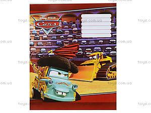 Тетрадь в клеточку «Cars», Ц630001У, цена