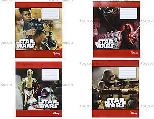 Тетрадь серии «Star wars», Ц557014У