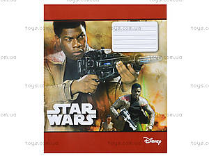 Тетрадь серии «Star wars», Ц557014У, игрушки