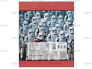 Тетрадка 48 листов серии Star Wars, линия, Ц557017У, отзывы