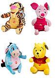 Мягкие игрушки «Винни Пух и его друзья» , M-XY664020, фото