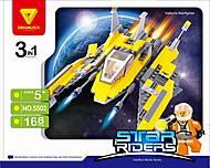 Звездные всадники «Космический истребитель» конструктор, 5502, фото