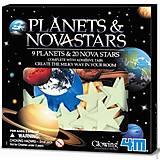 Неоновые наклейки «Звезды и планеты», 00-05635, фото