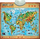 Звуковой плакат для детей «Живая география», REW-K044, отзывы