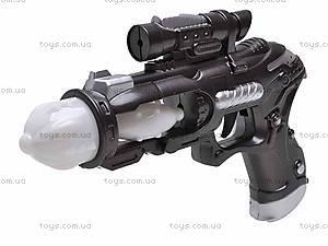 Звуковой светящийся пистолет, 3612A, цена