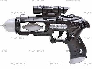 Звуковой светящийся пистолет, 3612A