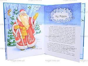Книга рассказов «Волшебные истории Дедушки Мороза», С298004У, цена