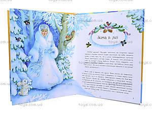 Детские сказки «Волшебные истории Бабушки зимы», С298002У, купить